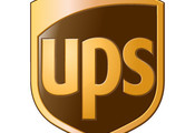 Small ups logo vector download