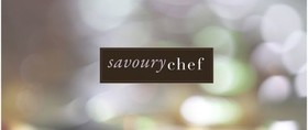 Featured savoury chef logo 1