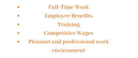 Featured why work for